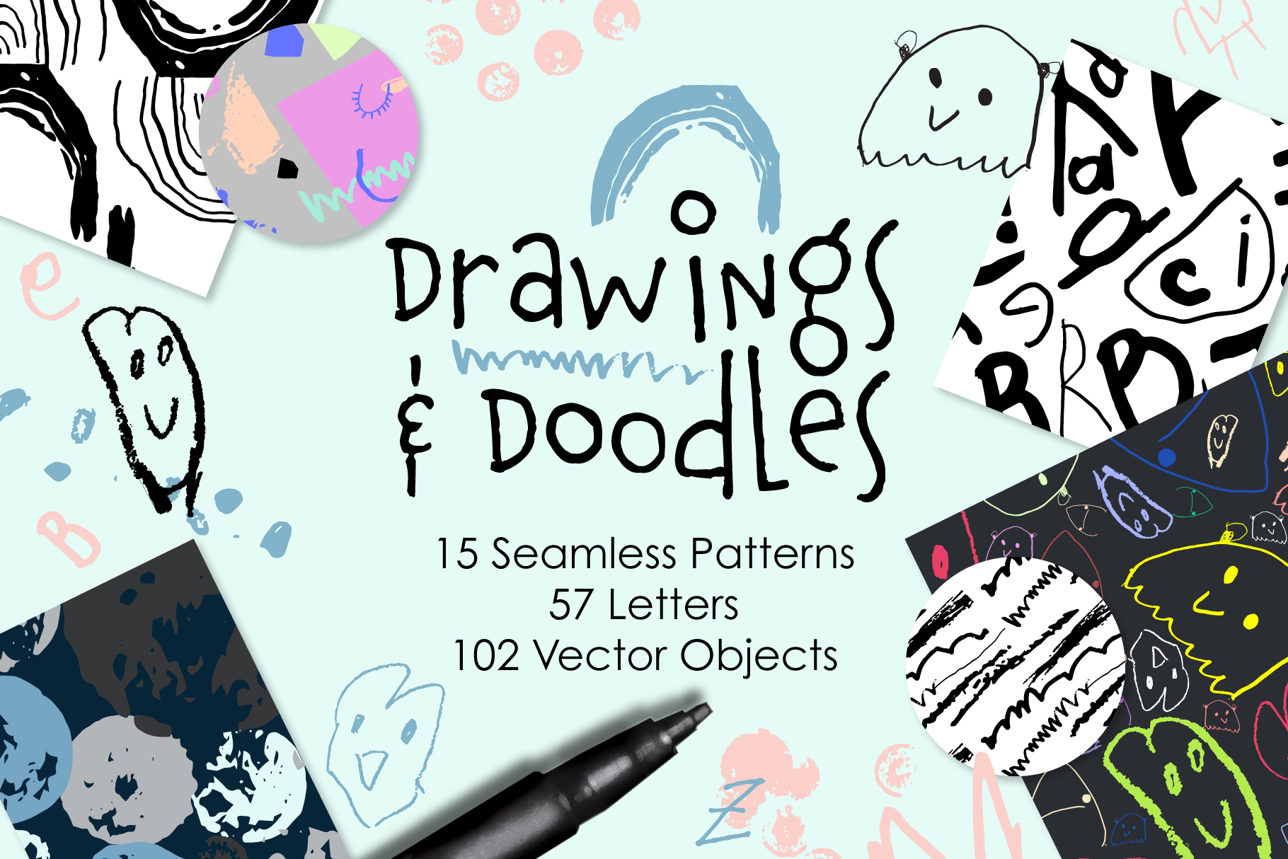 Drawings and Doodles example image 1
