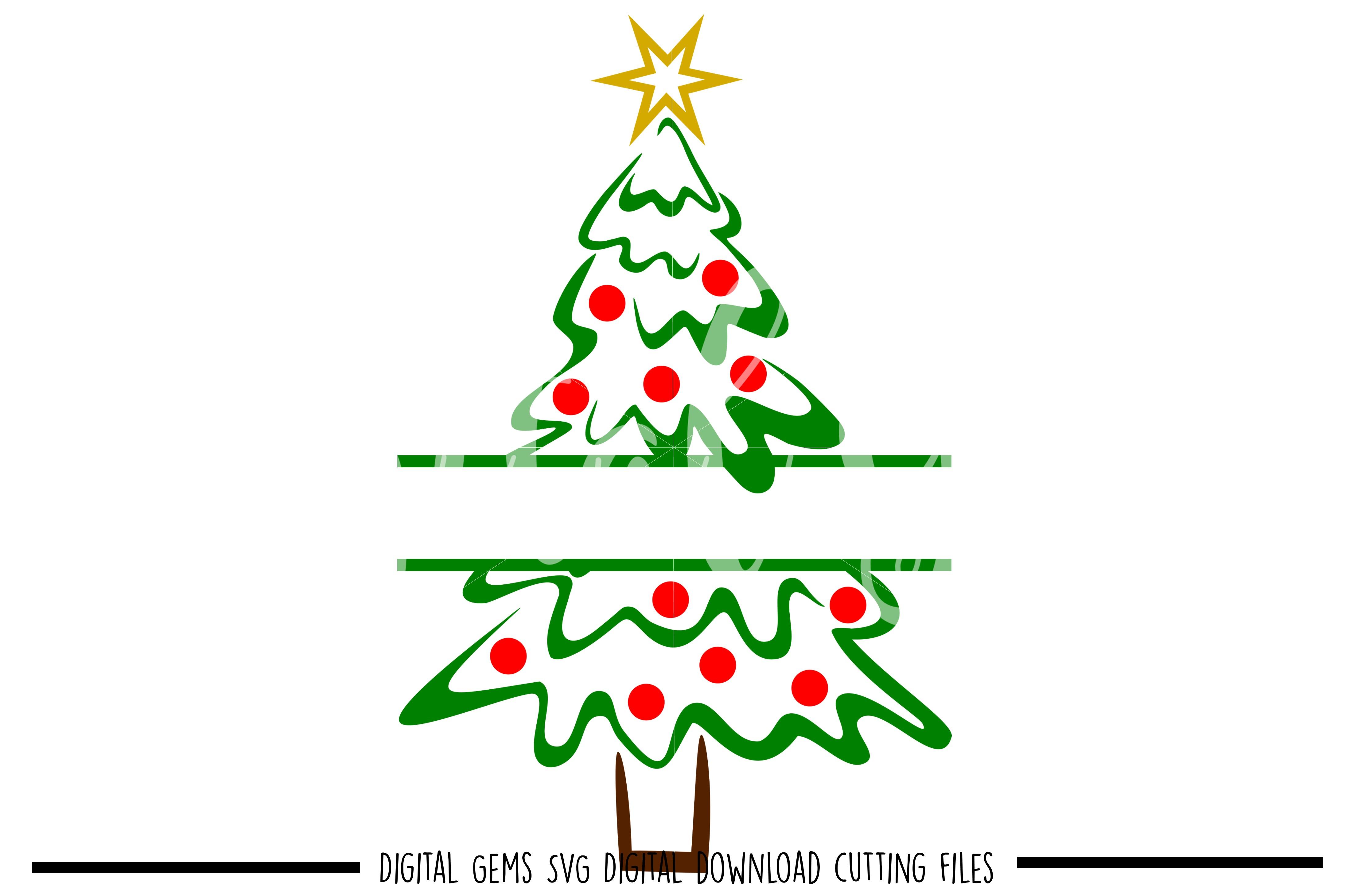 Christmas Tree Svg Png Eps Dxf Files 37497 Svgs Design Bundles