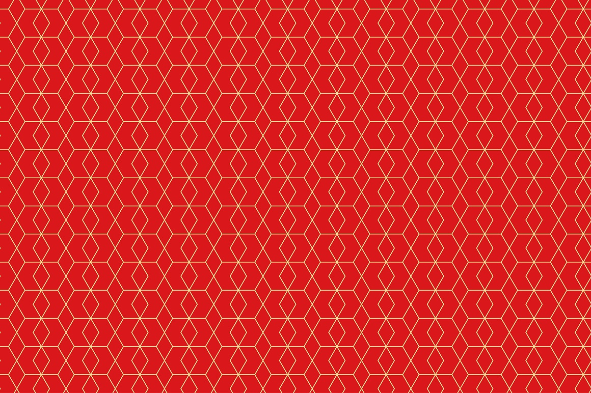 Rich Ornamental Patterns. Seamless. example image 13
