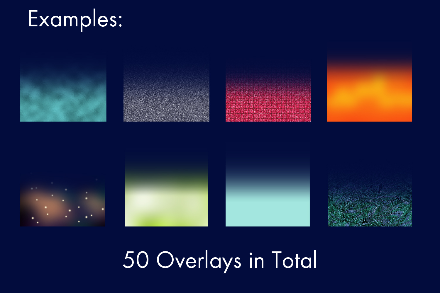Decorative Overlays - 50 Image Overlays in PNG Format example image 2