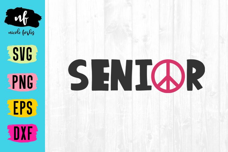 Senior 2020 Graduation SVG Bundle example image 3