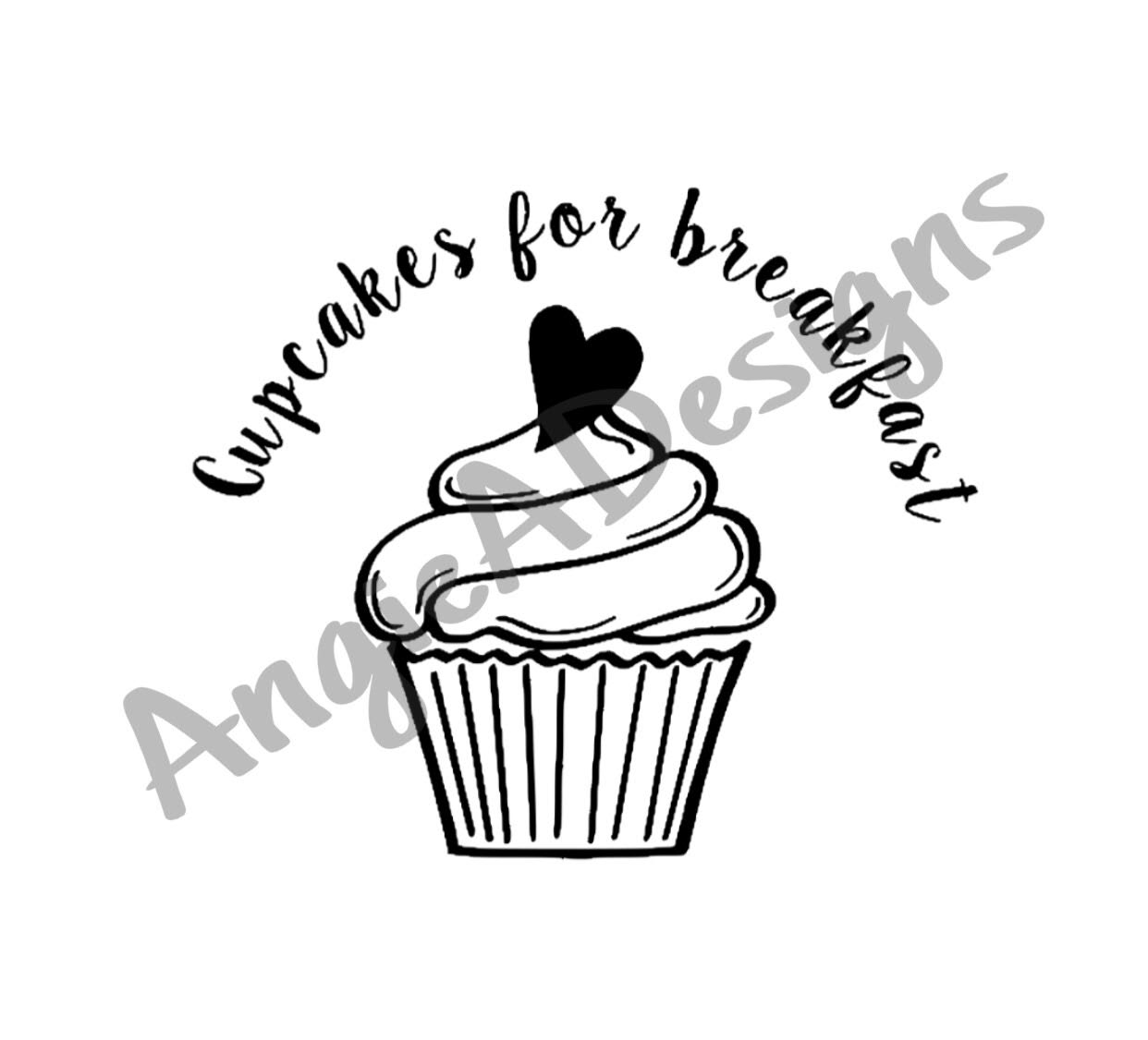 Cupcakes for Breakfast example image 1