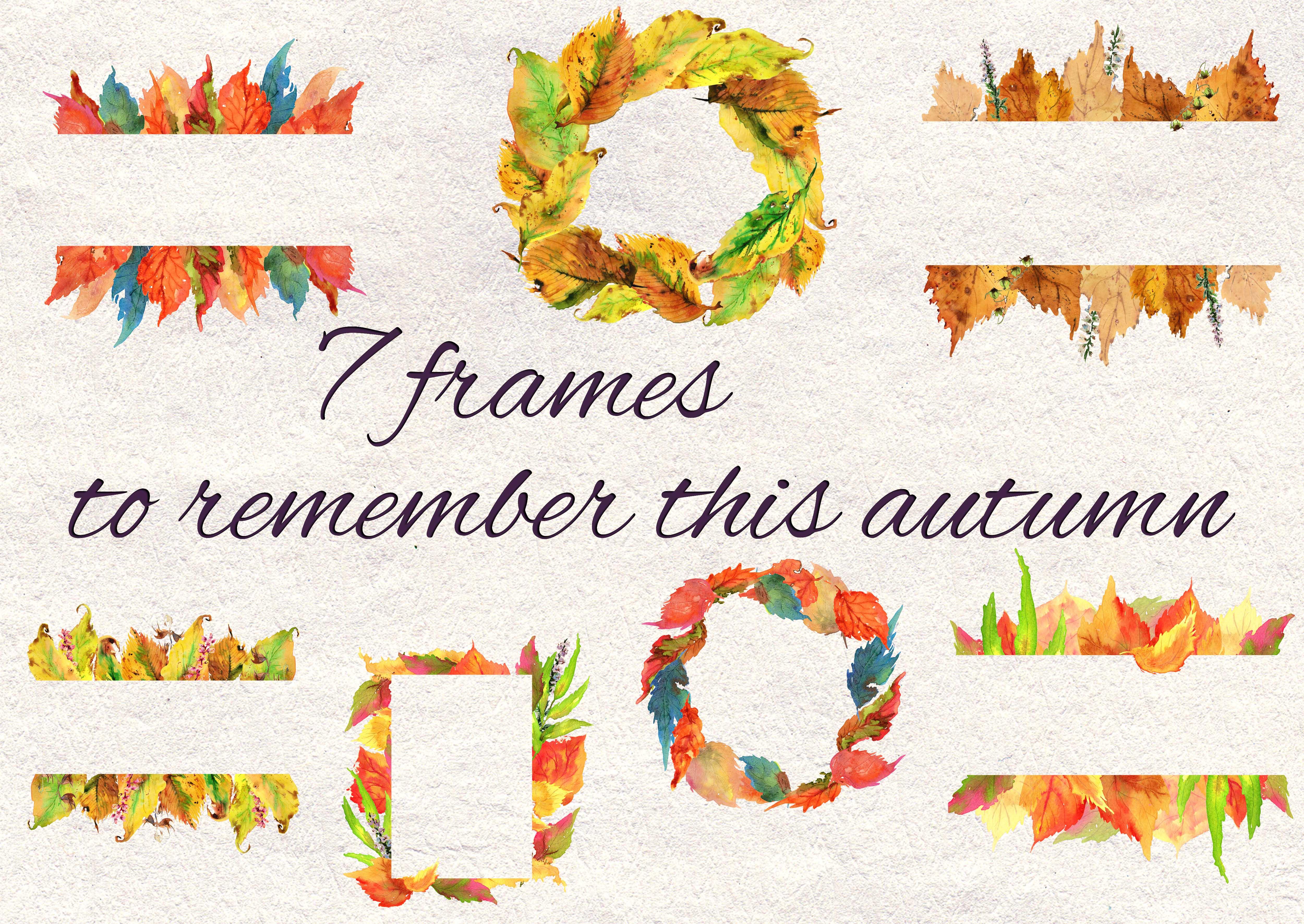 Autumn, do not go away example image 2