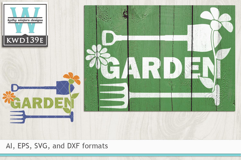 BUNDLE Gardening SVG - Gardening Bundle KWDB022 example image 13
