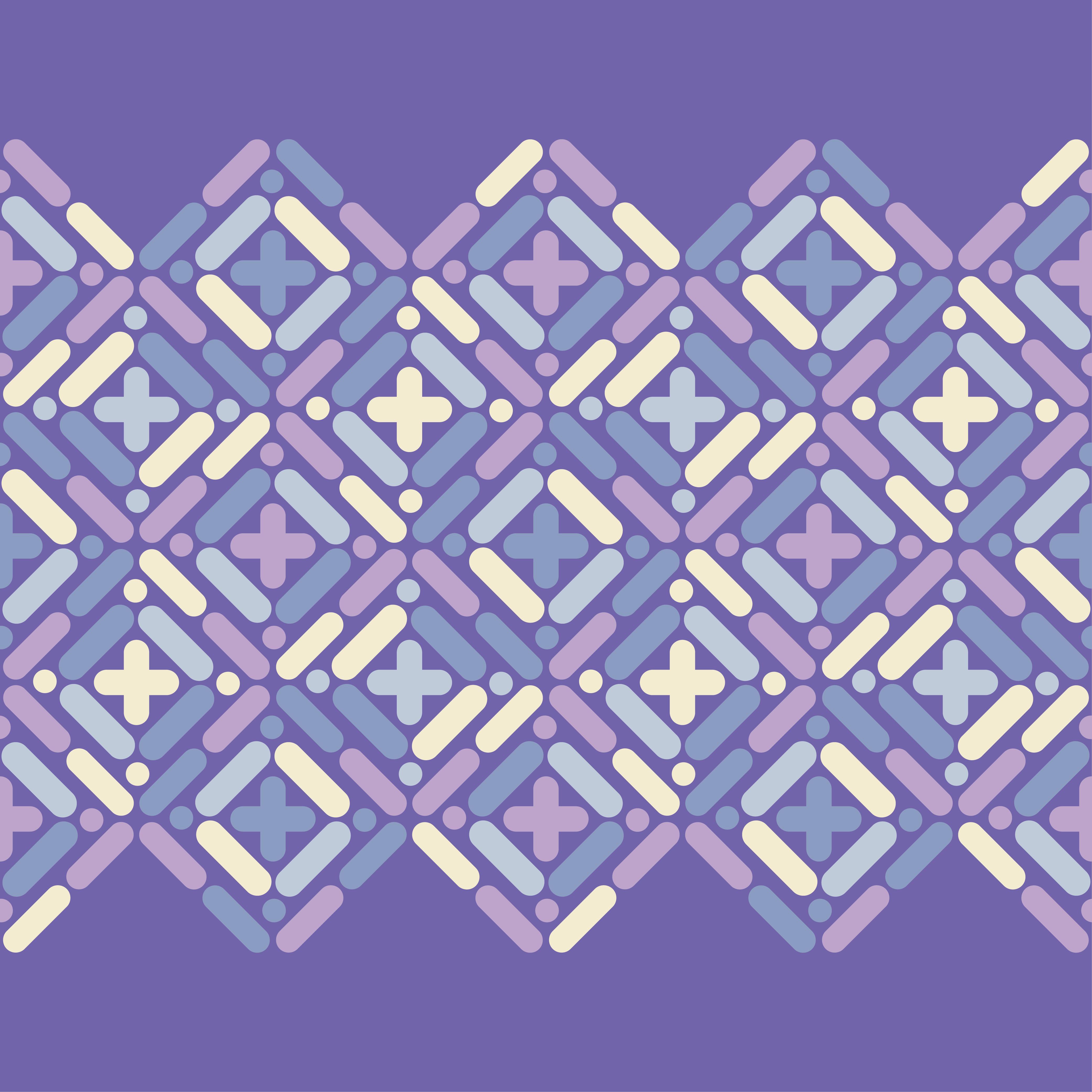 6 Ethnic boho seamless pattern.  example image 3