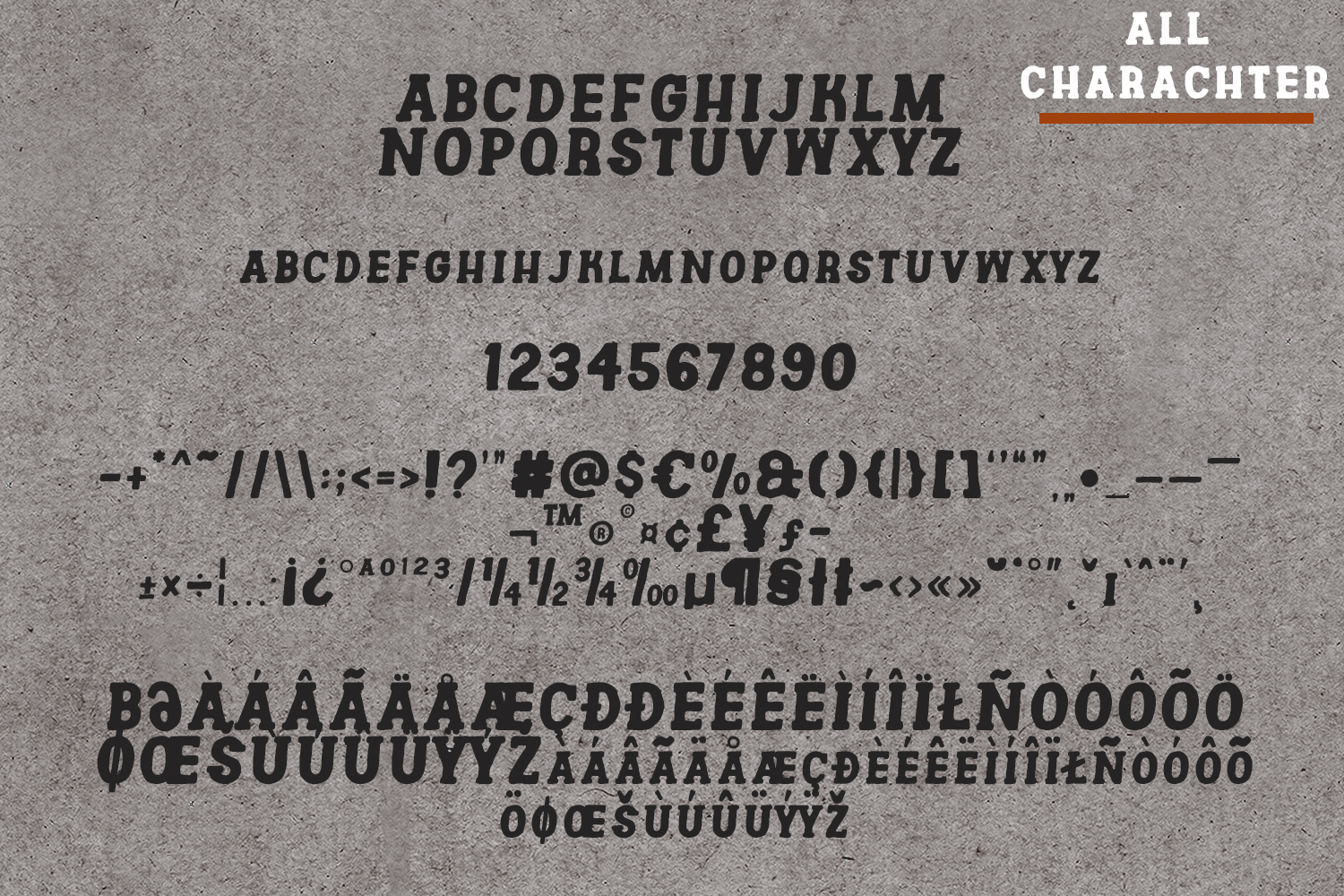 Channles - Family Vintage Font example image 10