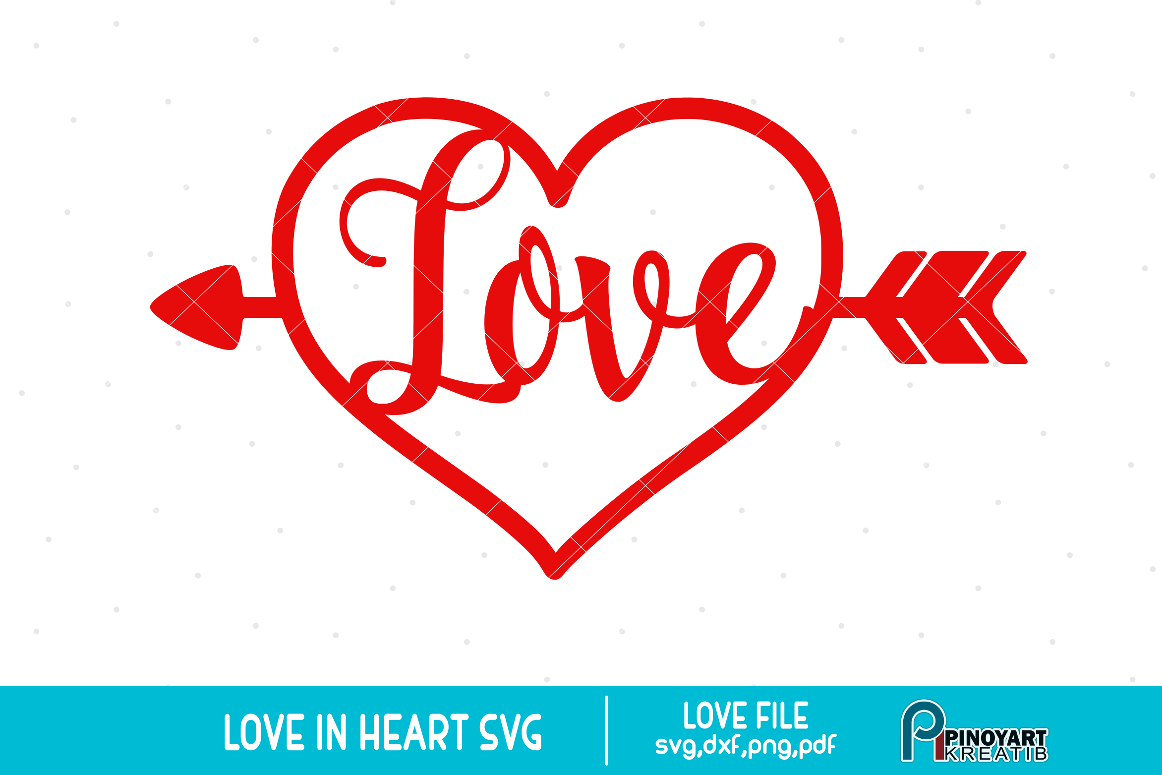 Download Love Heart svg - a valentine svg vector file (196090 ...
