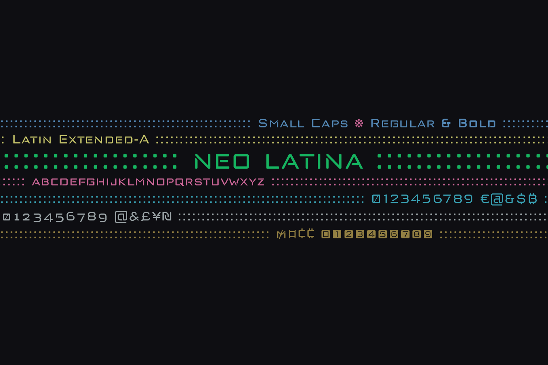 Neo Latina example image 3