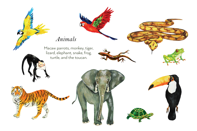 Jungle Parade example image 2