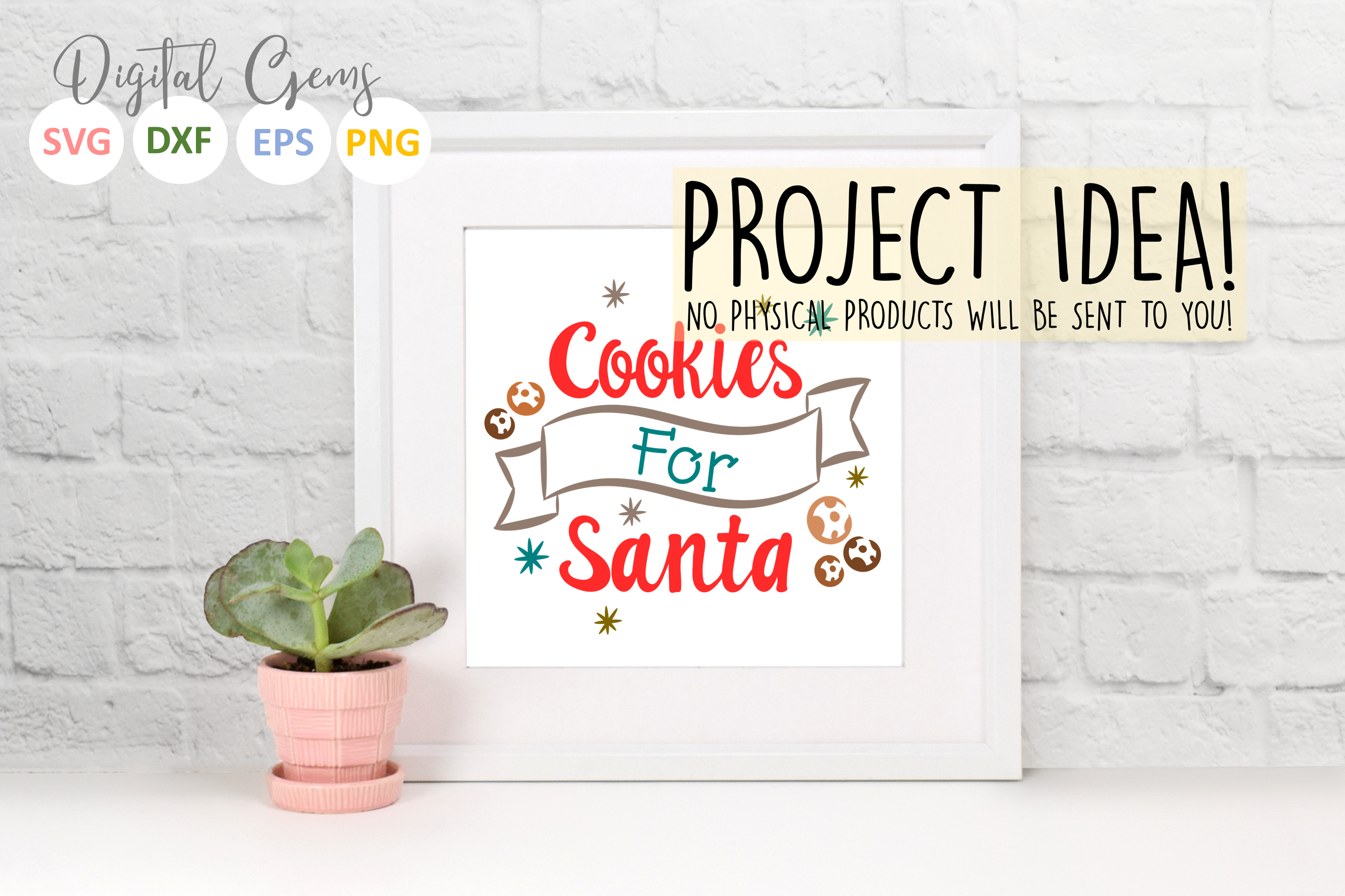 Cookies and Milk for Santa and Carrots for the Reindeer example image 3