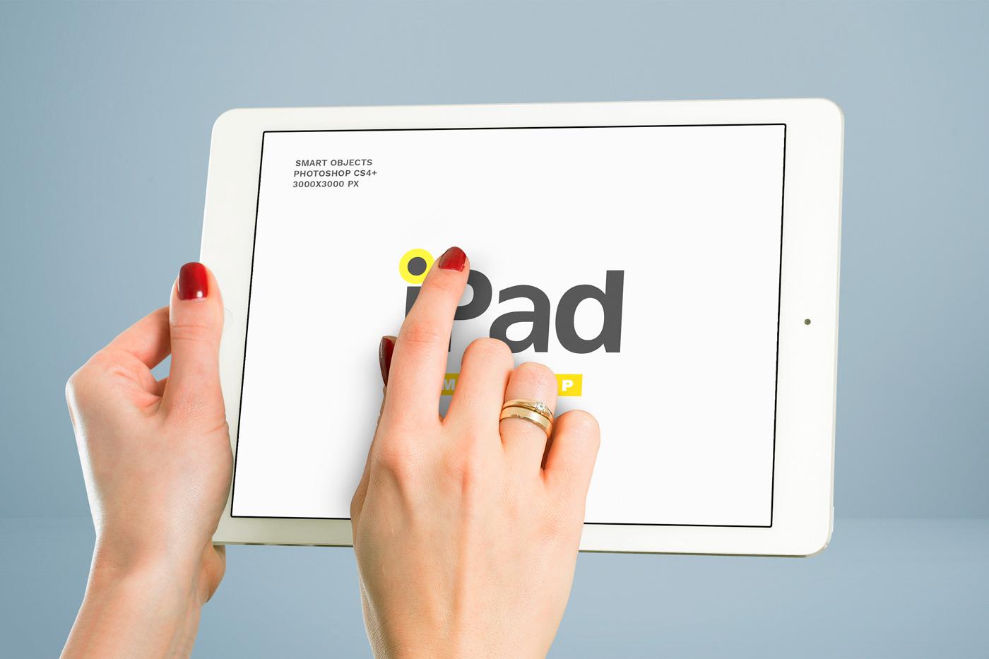 iPads Mockups example image 2
