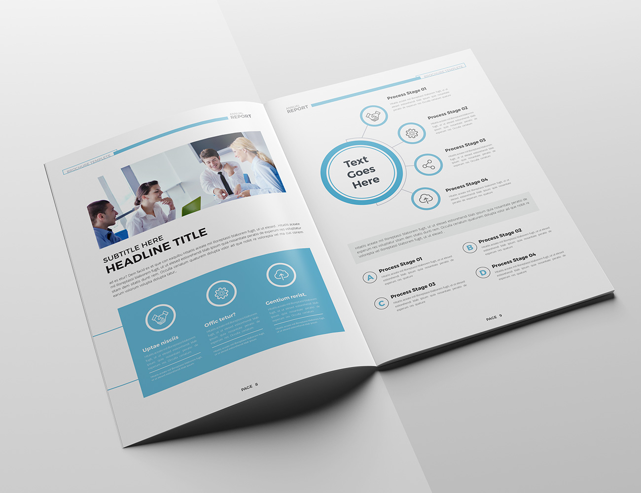 The Blue Annual Report example image 6