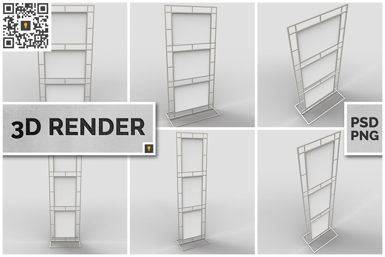 3D Render Bundle 70% SAVINGS example image 13