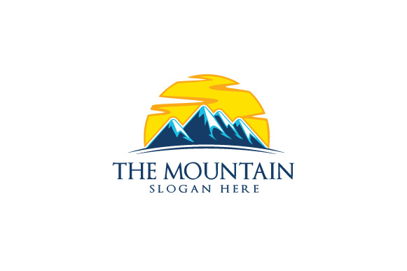 Mountain logo  example image 2