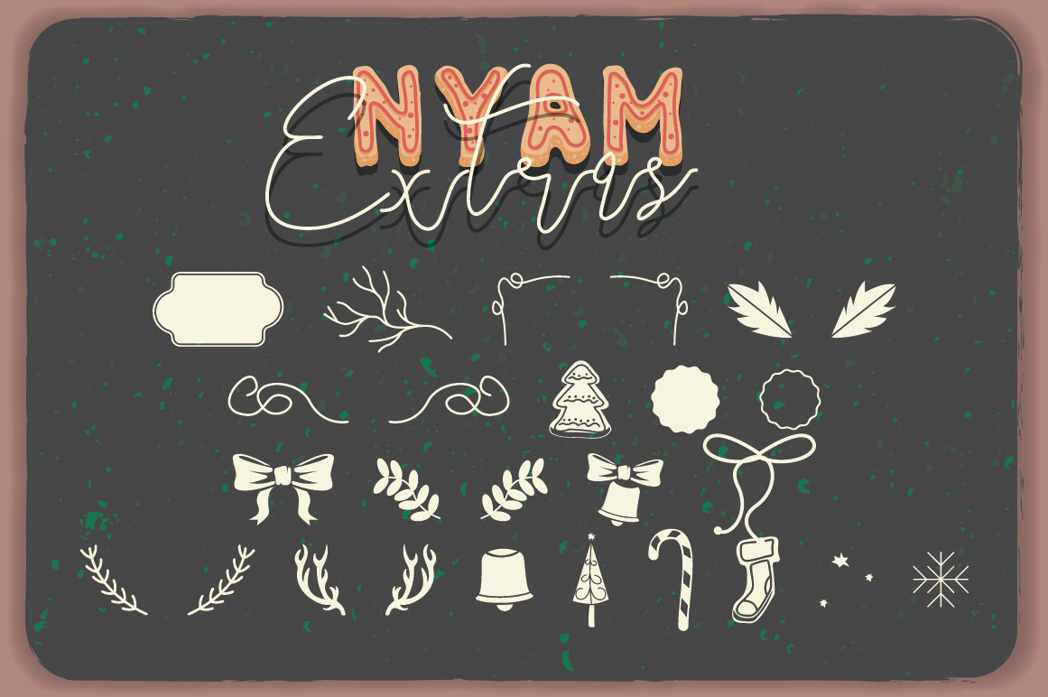 NYAM & Eastpine + Extras example image 8