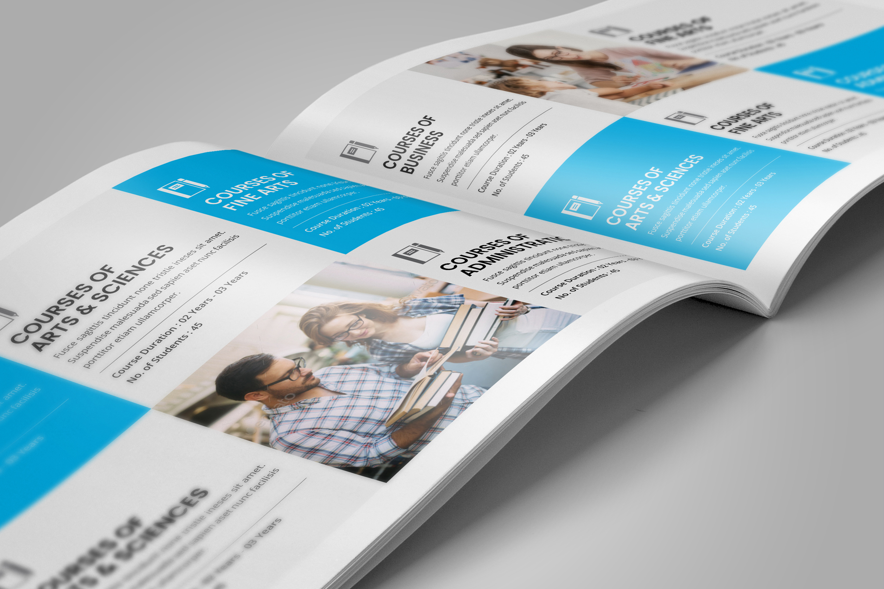 Education Prospectus Brochure v12 example image 9