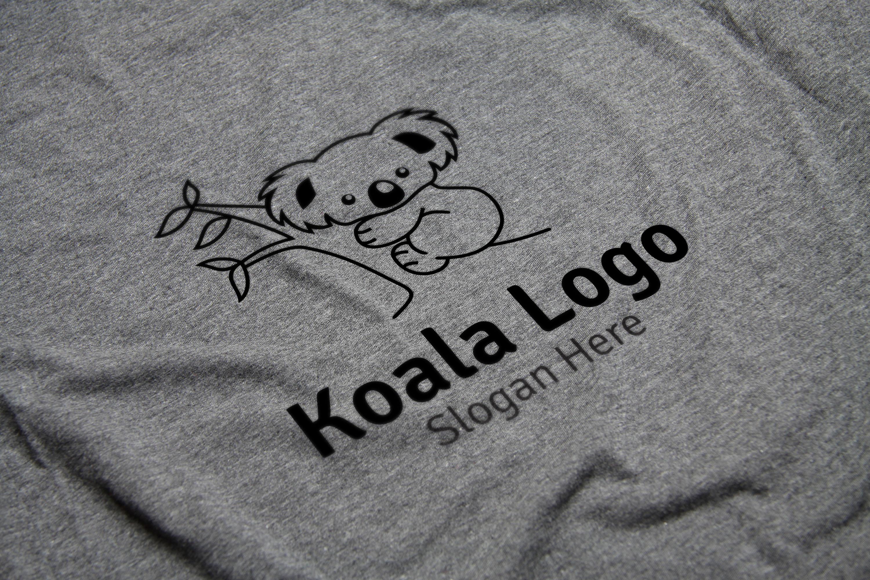 Koala logo example image 2