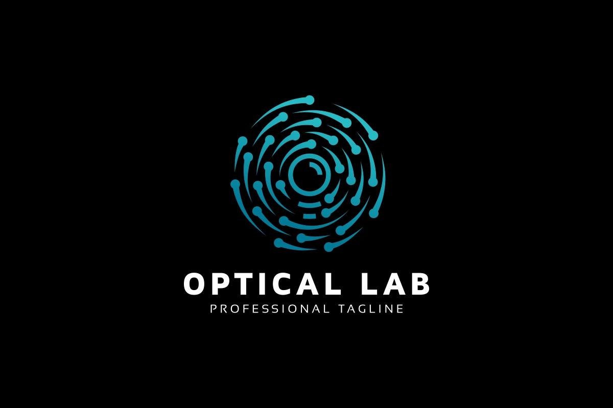 Optical Lab Logo example image 2