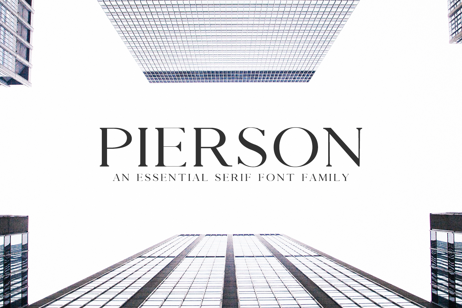 Pierson An Essential Serif Typeface example image 1