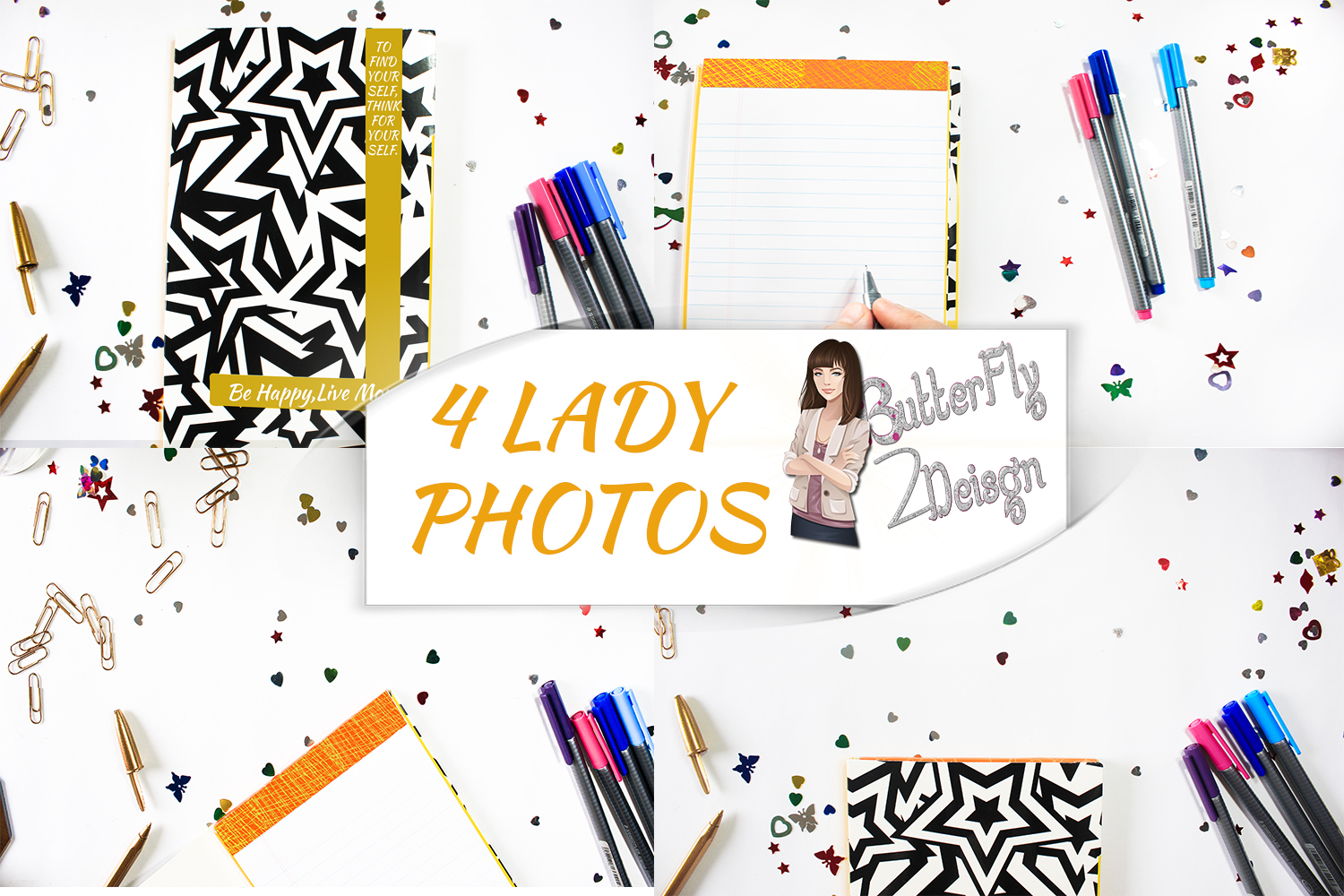 4 Photos Stocks Blogger example image 1