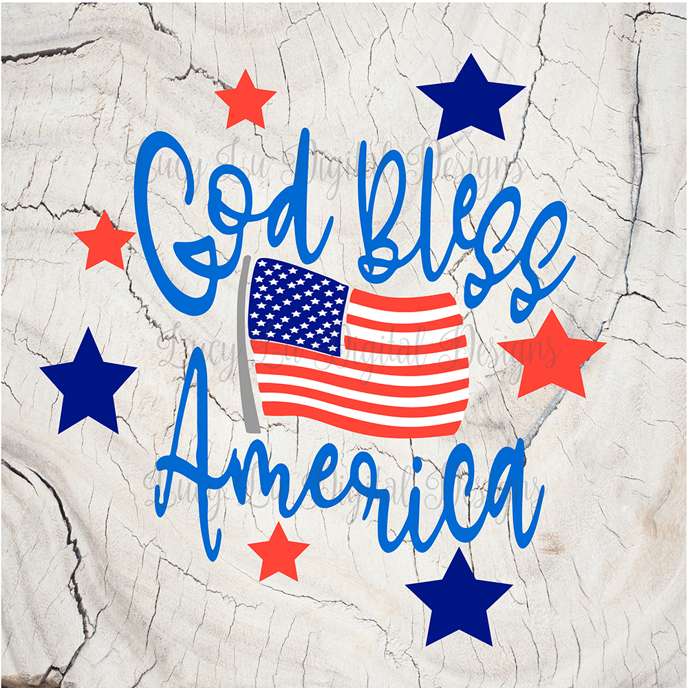 God Bless America example image 2