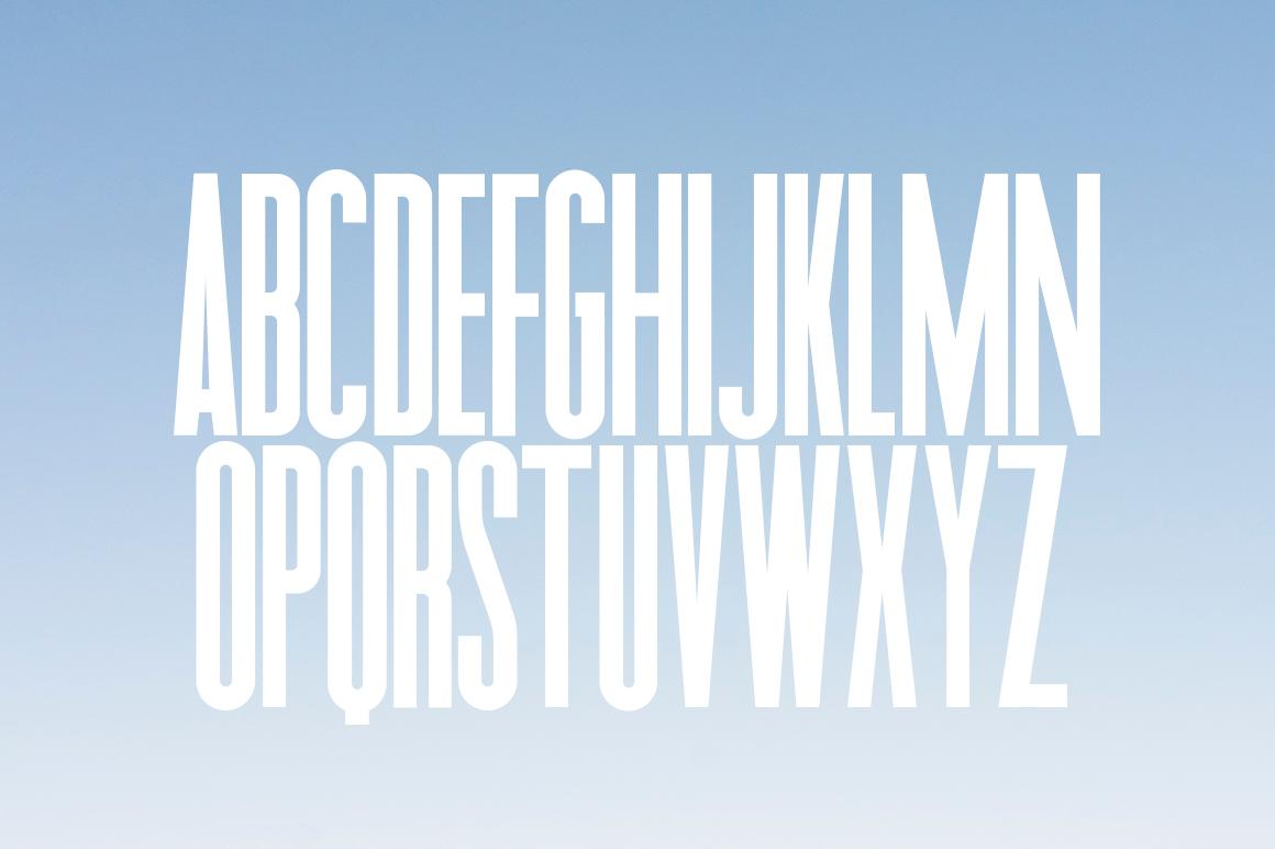 Travel Sans Font example image 6