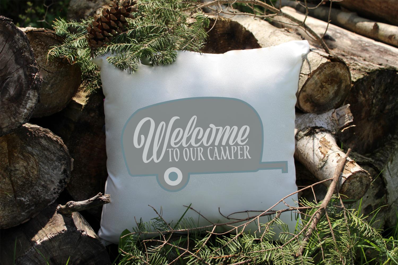 Vacation - Camping - Summer - Lake Bundle SVG example image 12