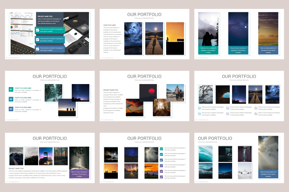 Zagros Keynote Template example image 18