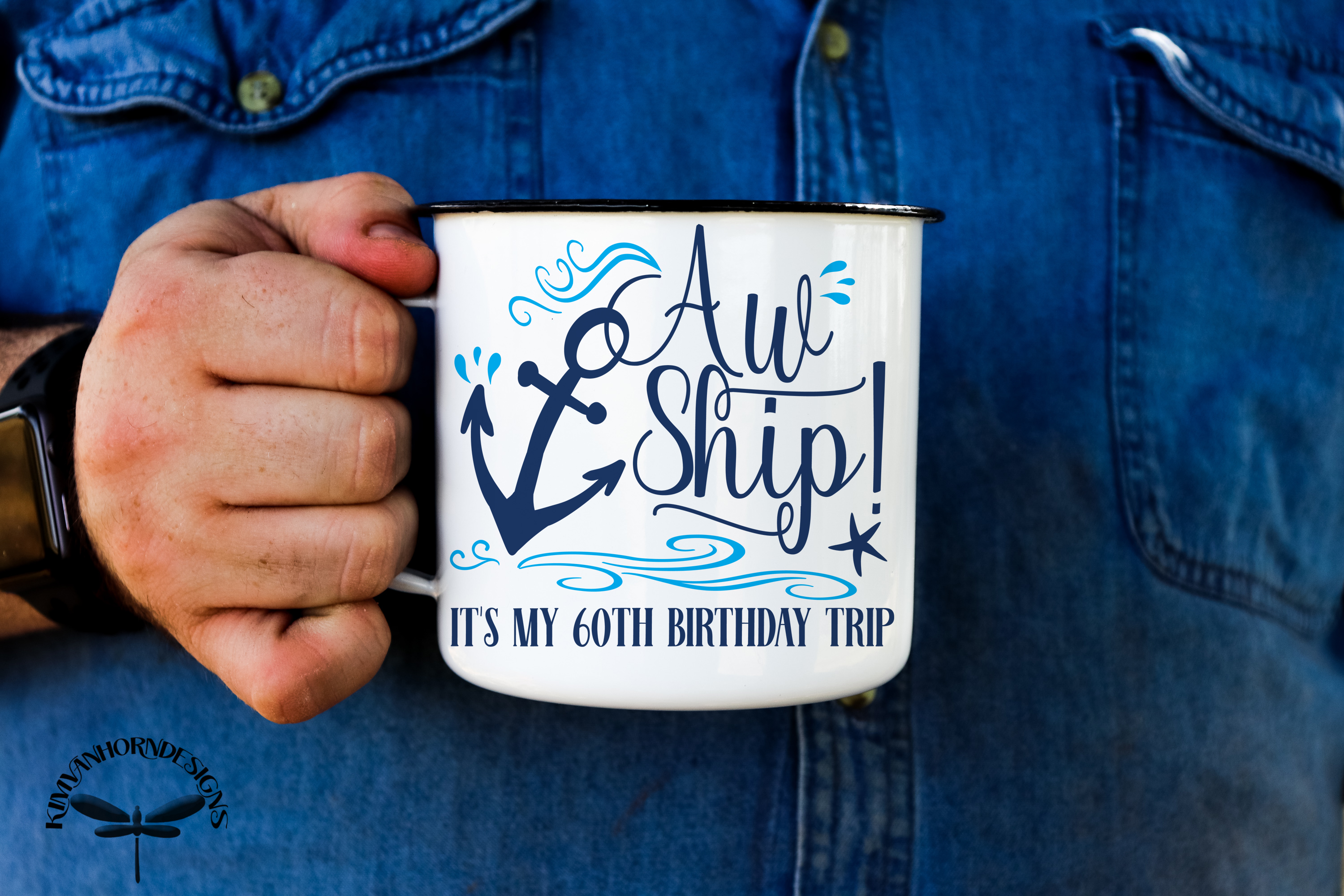 Aw Ship! It's My 60th Birthday Trip example image 2