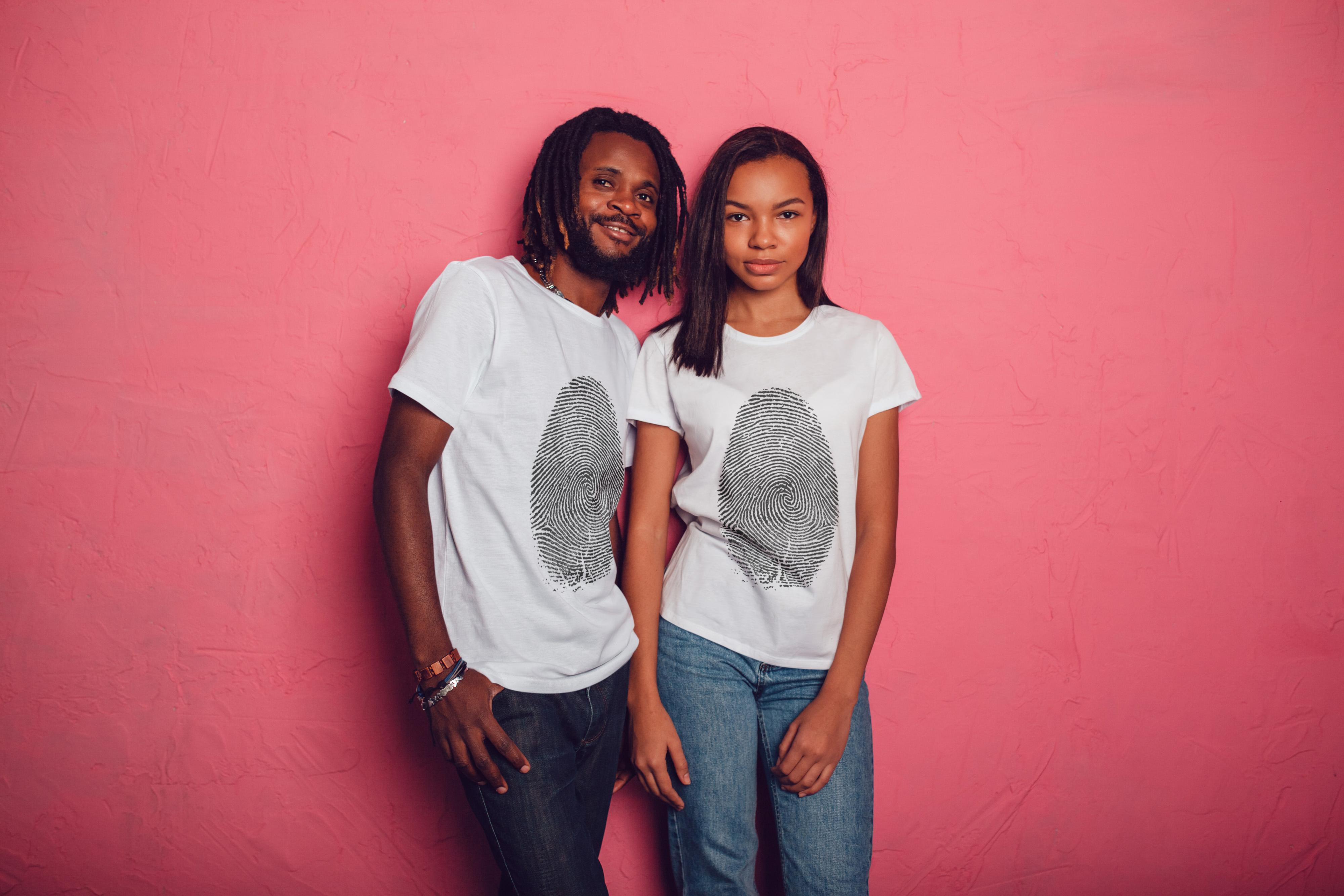 T-Shirt Mock-Up 2018 #1 example image 7