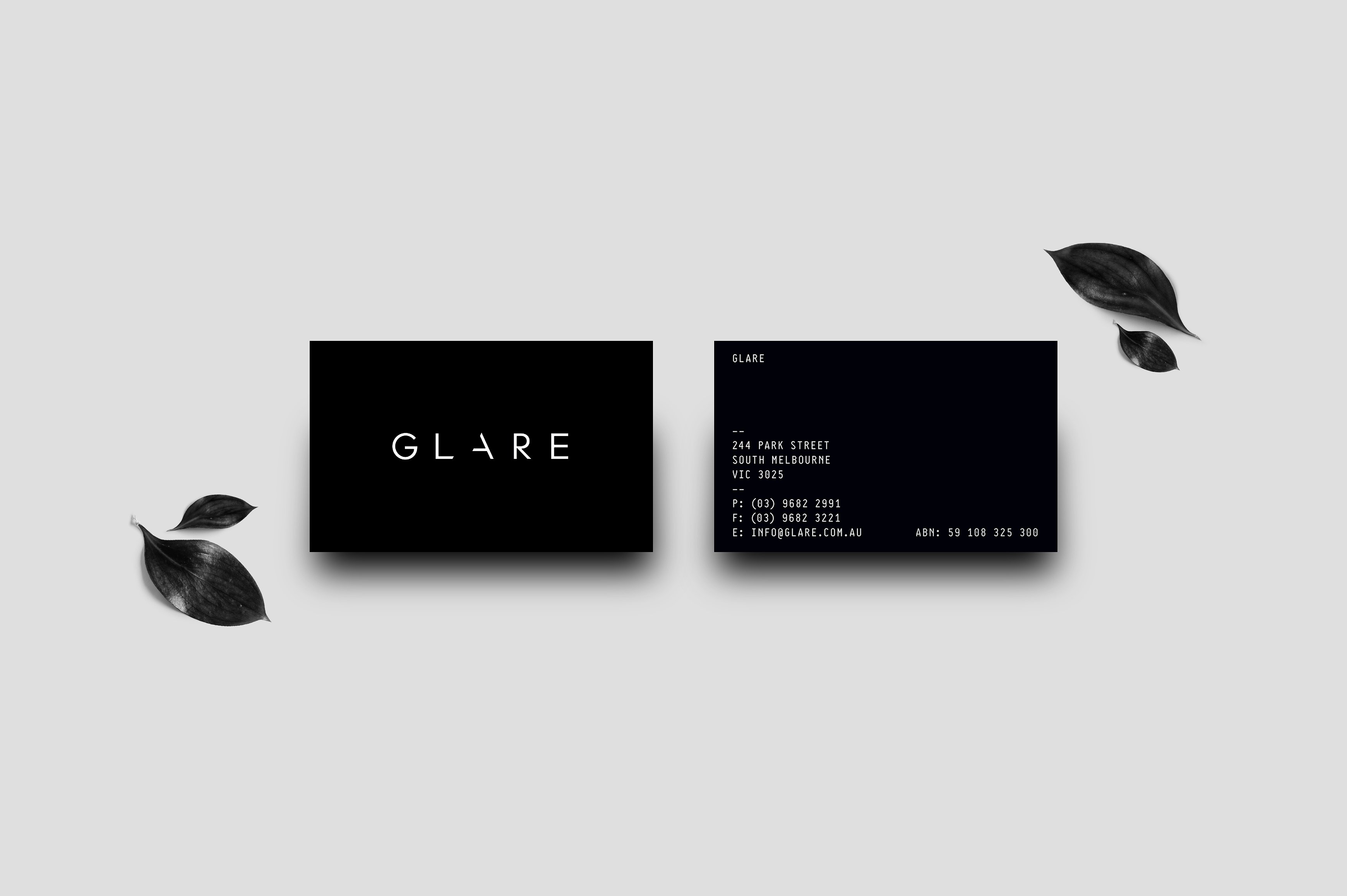 Business card Mockups example image 4