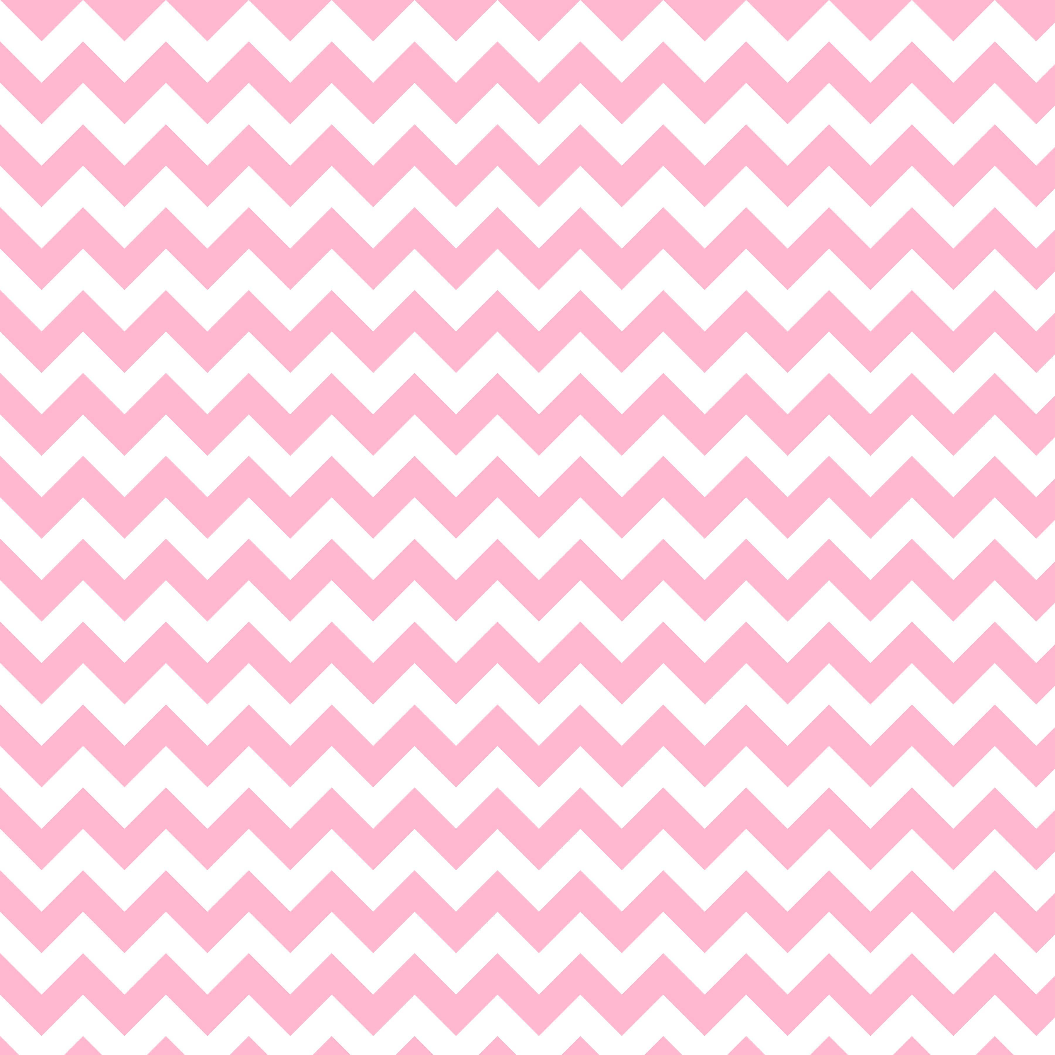 Pastel Chevron Digital Paper-Seamless example image 5