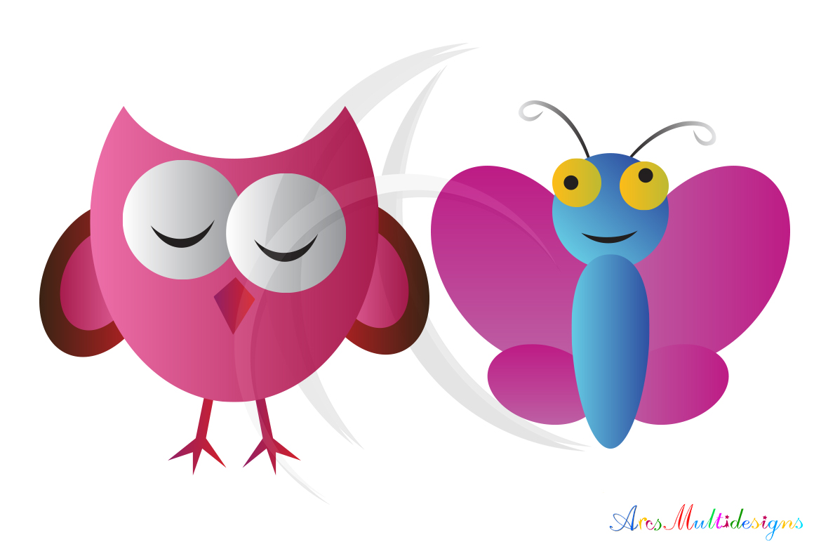 cute birds svg / bird clip art SVG /cute bird vector/ hand drawn doodle cute colourful birds / Eps / Png / printable graphics and illustrations example image 3