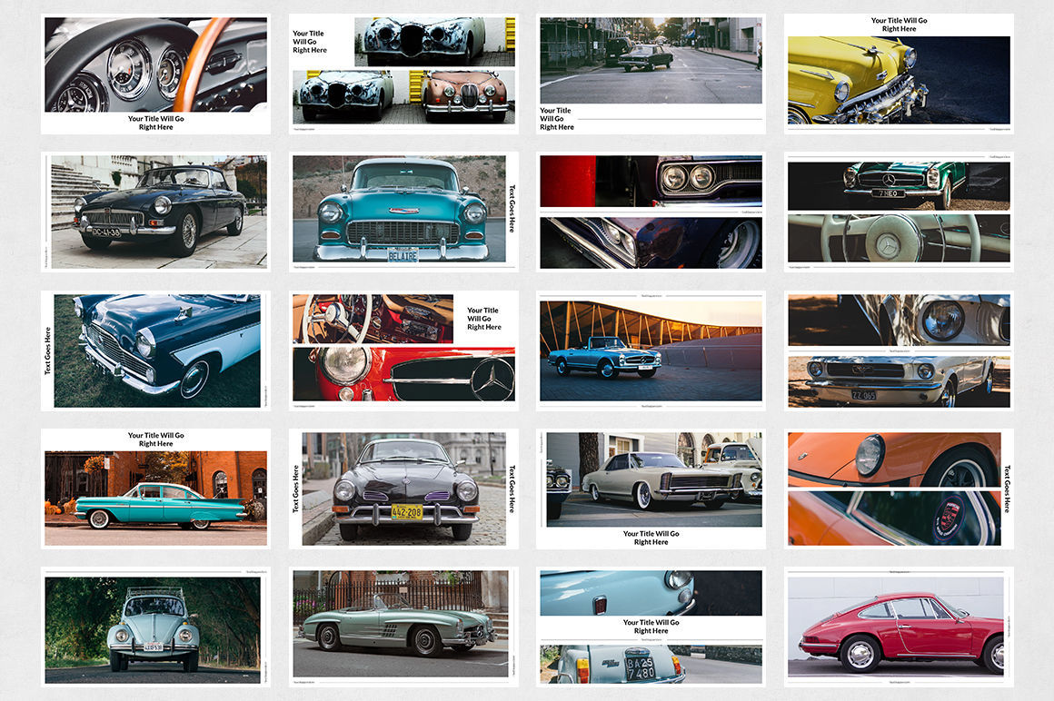 Classic Cars Facebook Posts example image 7