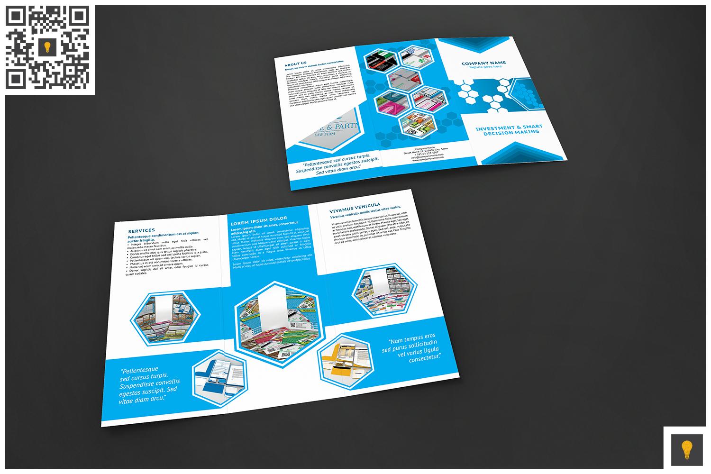Corporate Hive Print Bundle example image 18