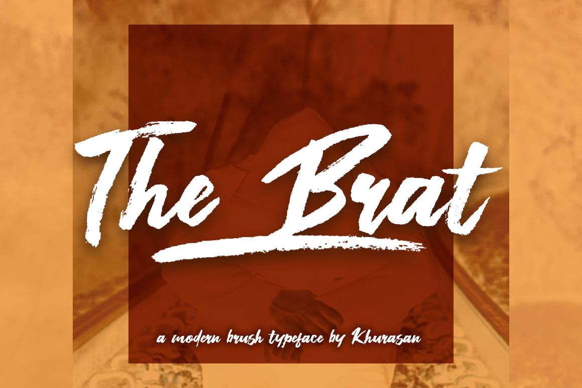 The Brat example image 1
