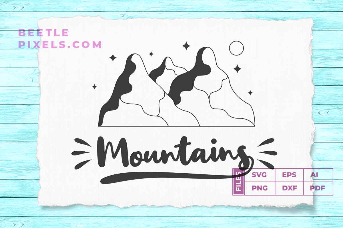 Mountains adventure quotes example image 1