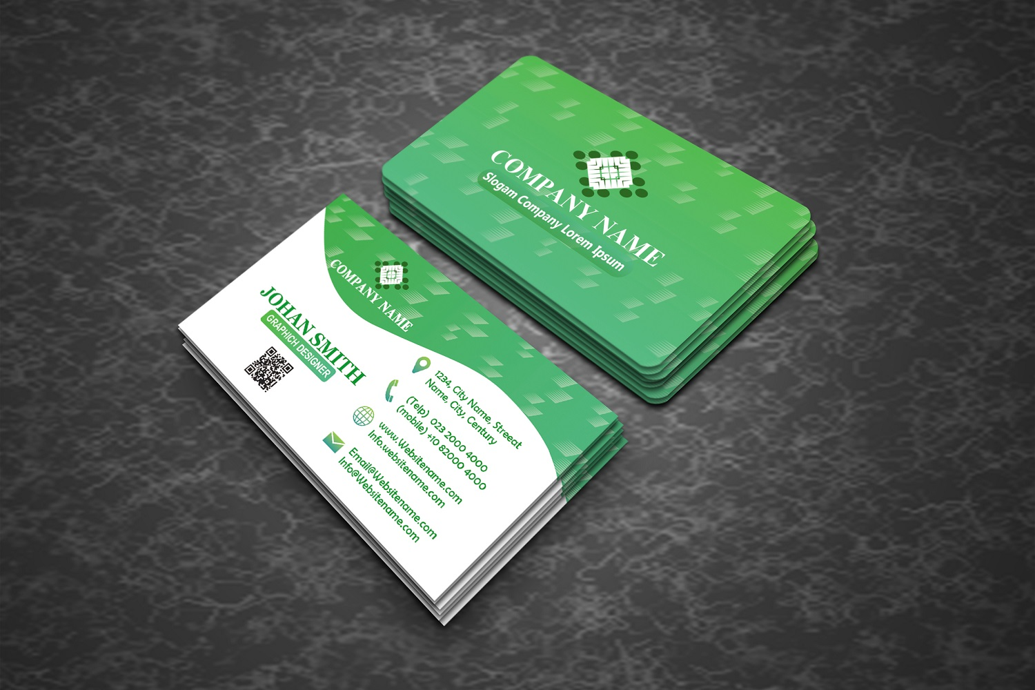 Creative Business Cards example image 4