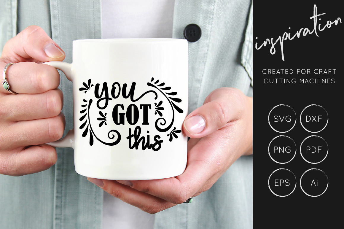 Inspirational Quotes SVG Cut File Bundle - Design Collection example image 15