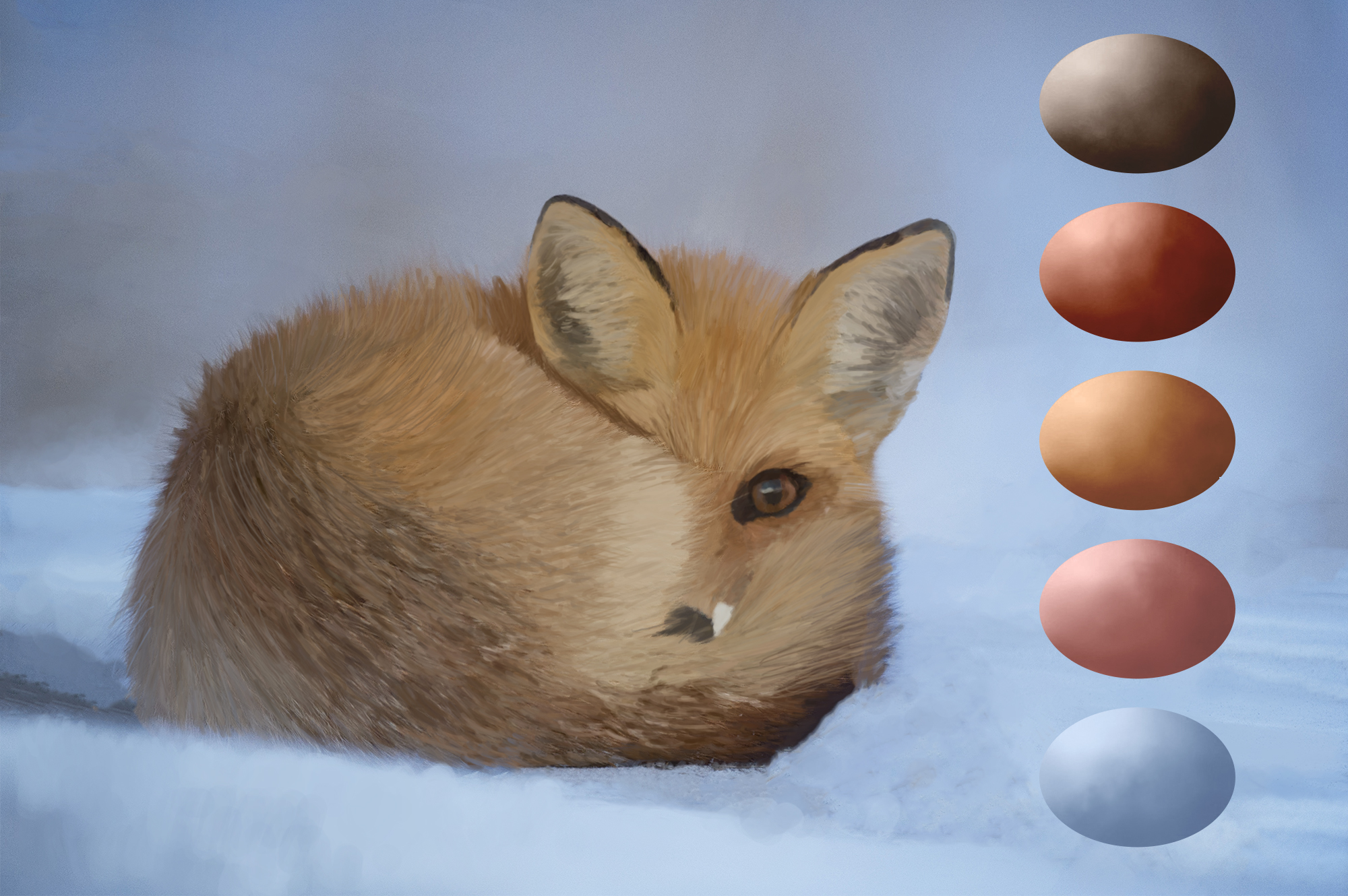 Fox Swatches example image 2