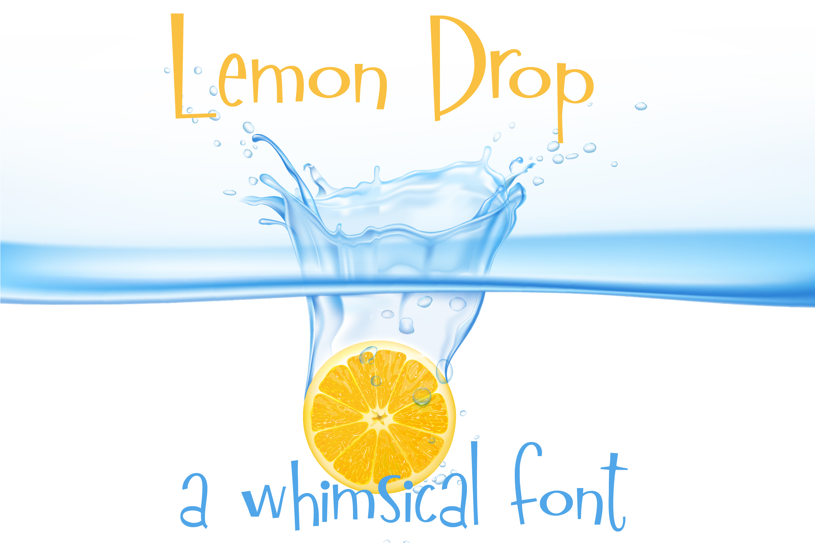 PN Lemon Drop example image 1
