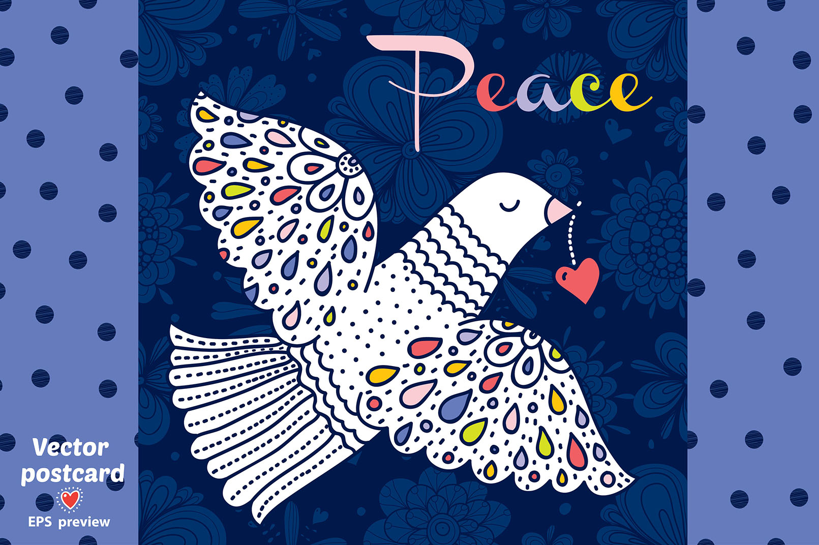 Peace and love! example image 8