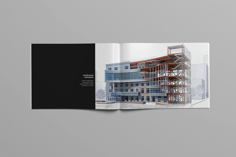 Architecture Portfolio example image 10