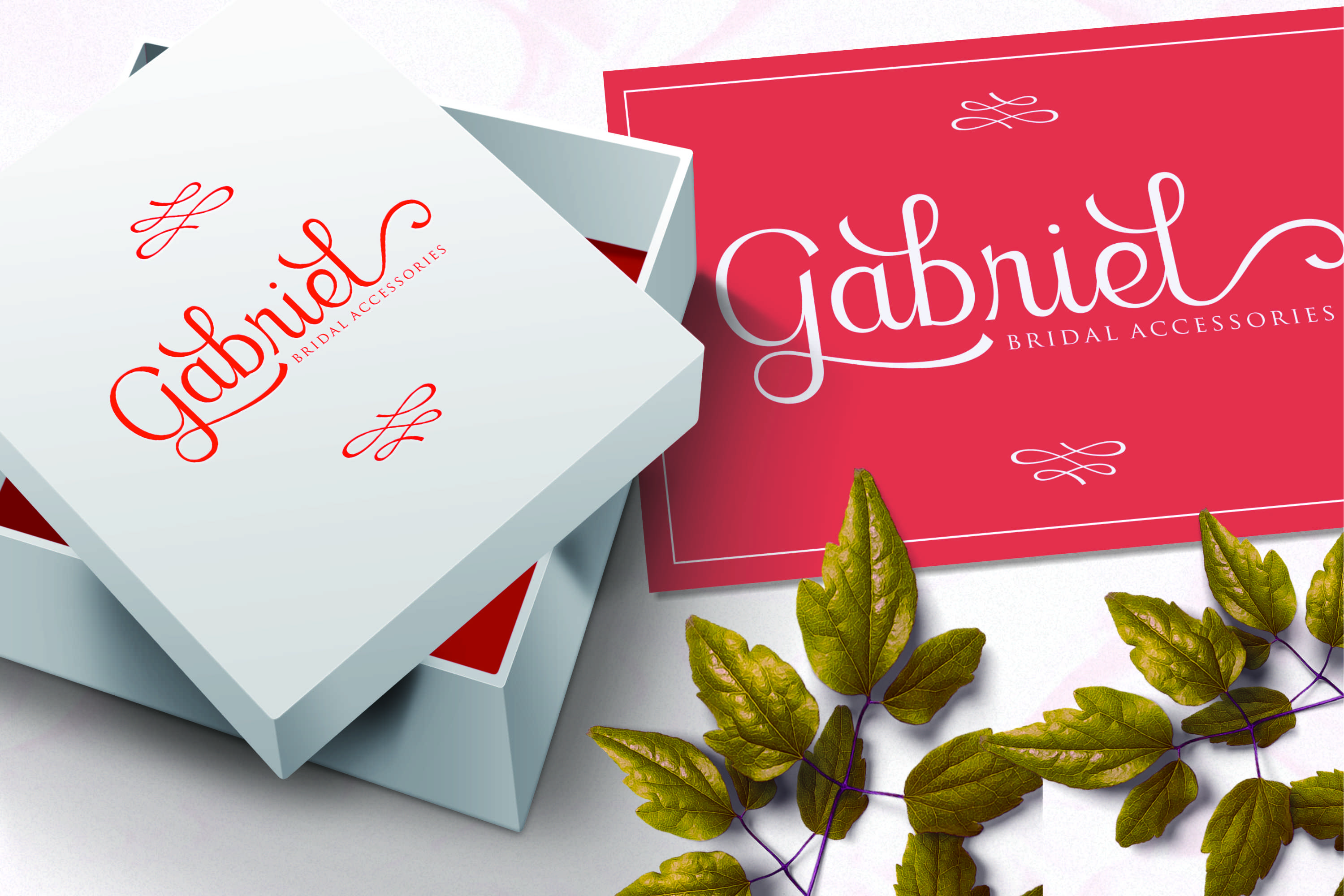 stellar - sophisticated script font example image 7