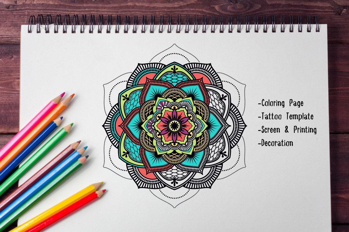 120 Detail Mandala Collection example image 5