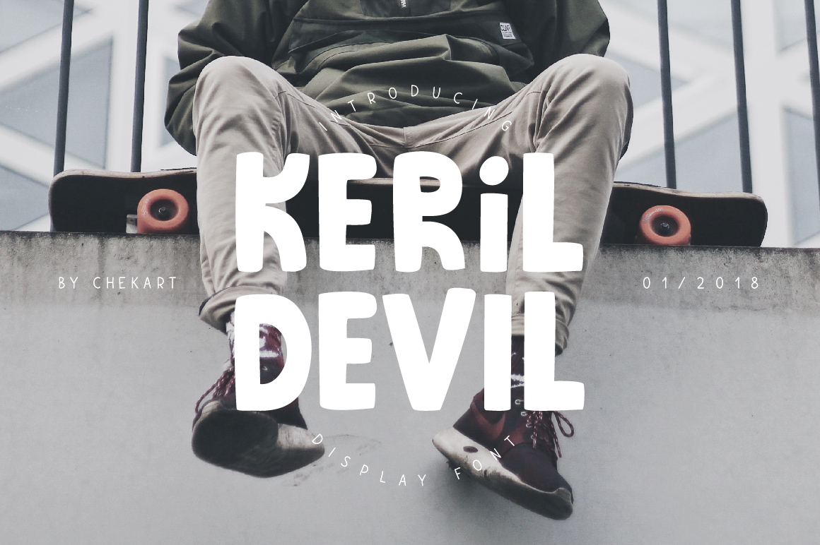 Keril Devil example image 1