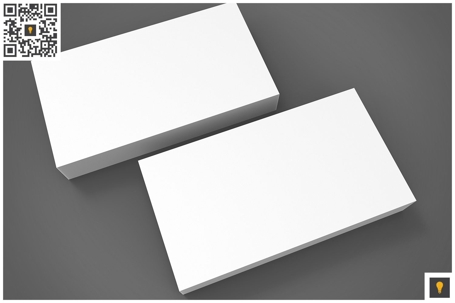 Business Card 3D Render example image 3
