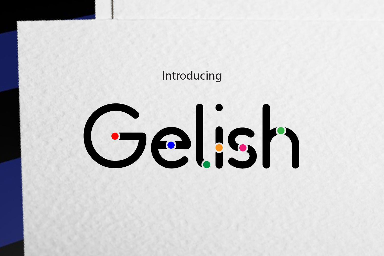 Gelish example image 1