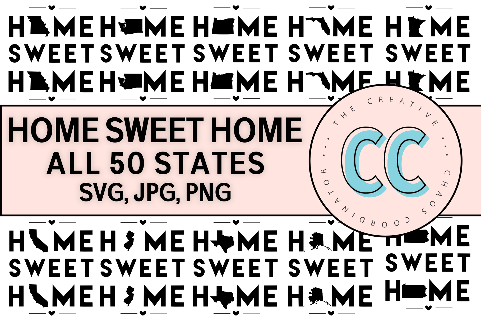 Home Sweet Home Bundle example image 1