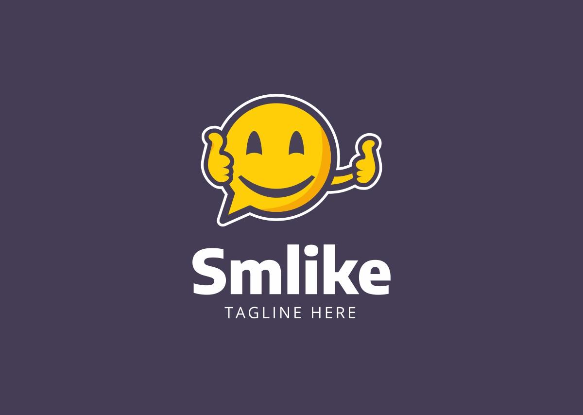 Smlike Logo example image 2
